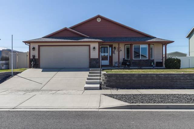 9701 W Asher Dr, CHENEY, WA 99004 (#39587) :: The Spokane Home Guy Group