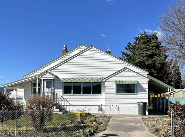 401 E Webster Ave, CHEWELAH, WA 99109 (#39588) :: The Spokane Home Guy Group