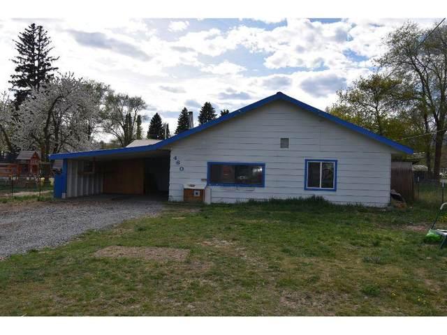 460 Kalmia St, KETTLE FALLS, WA 99141 (#39707) :: The Spokane Home Guy Group