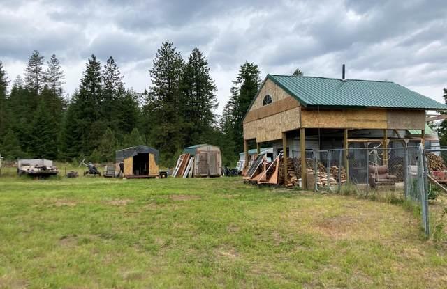 236 Trudell Mountain Rd, INCHELIUM, WA 99138 (#39892) :: The Spokane Home Guy Group