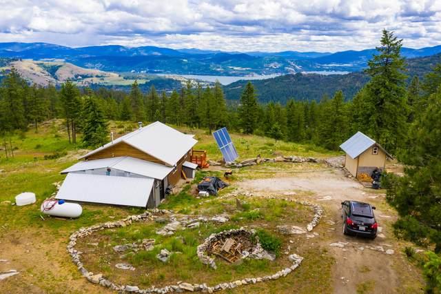 66 Peace Ridge Rd, KETTLE FALLS, WA 99141 (#39920) :: The Spokane Home Guy Group