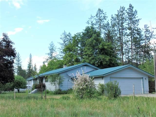 24822 N Hwy 395, KETTLE FALLS, WA 99141 (#40081) :: The Spokane Home Guy Group