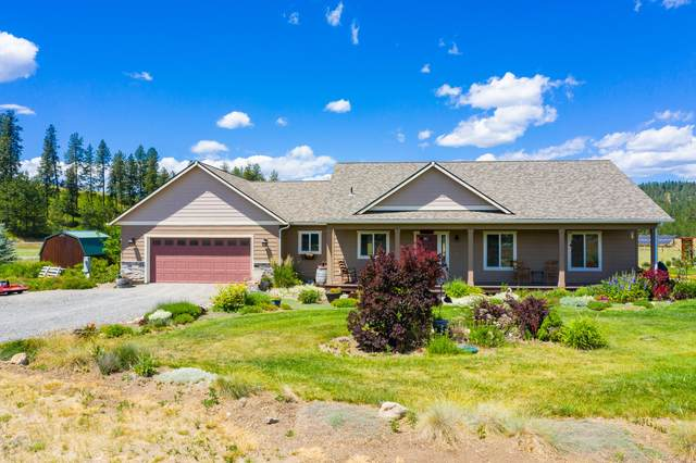 685 Raska Way, COLVILLE, WA 99114 (#40142) :: The Spokane Home Guy Group