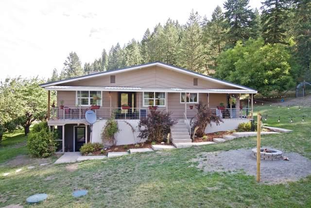 330 Williams Lake Rd, COLVILLE, WA 99114 (#40304) :: The Spokane Home Guy Group
