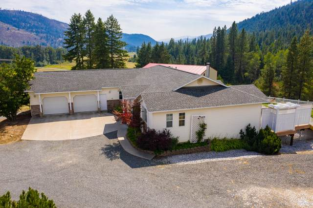 657 Williams Lake Rd F, COLVILLE, WA 99114 (#40309) :: The Spokane Home Guy Group