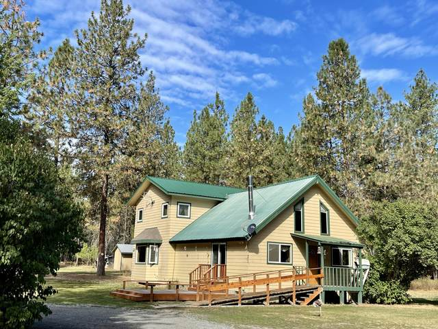 1453 Pritchard Rd N, EVANS, WA 99126 (#40364) :: The Spokane Home Guy Group