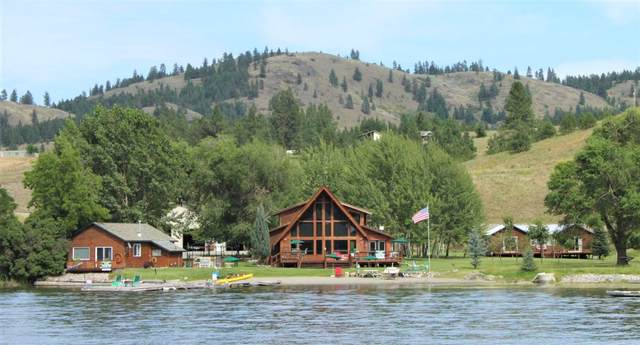 5 Camp Curlew Rd, REPUBLIC, WA 99166 (#40381) :: The Spokane Home Guy Group