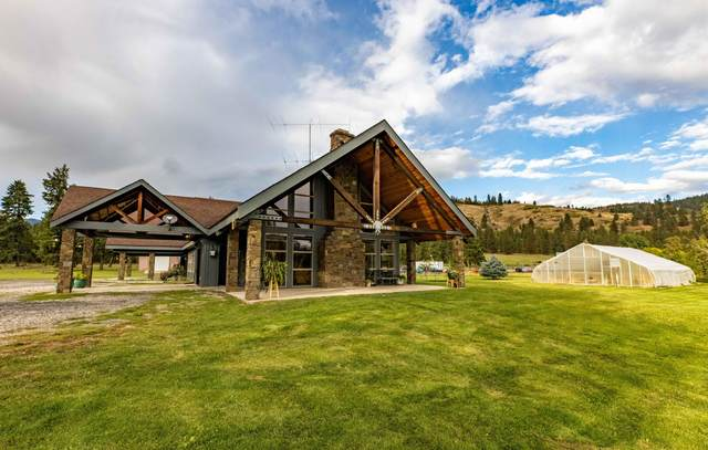 45 Barnaby Creek South Side Rd, INCHELIUM, WA 99138 (#40420) :: The Spokane Home Guy Group