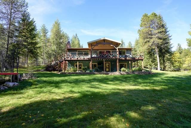 1061 E Joyner Dr, CUSICK, WA 99119 (#40425) :: The Spokane Home Guy Group