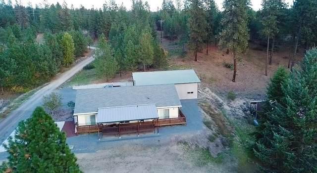1382 Deer Run Way, KETTLE FALLS, WA 99141 (#40453) :: The Spokane Home Guy Group