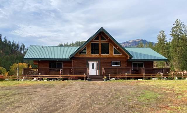 3000 Orient Cutoff Rd, KETTLE FALLS, WA 99141 (#40476) :: The Spokane Home Guy Group