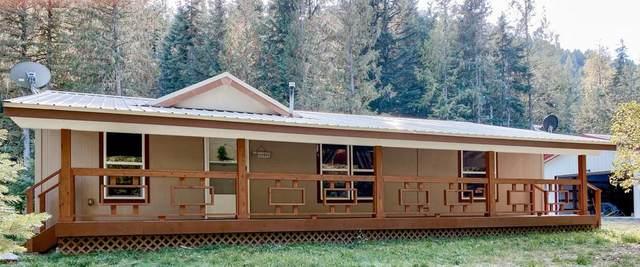 5432 Sullivan Lake Rd, IONE, WA 99139 (#40478) :: The Spokane Home Guy Group