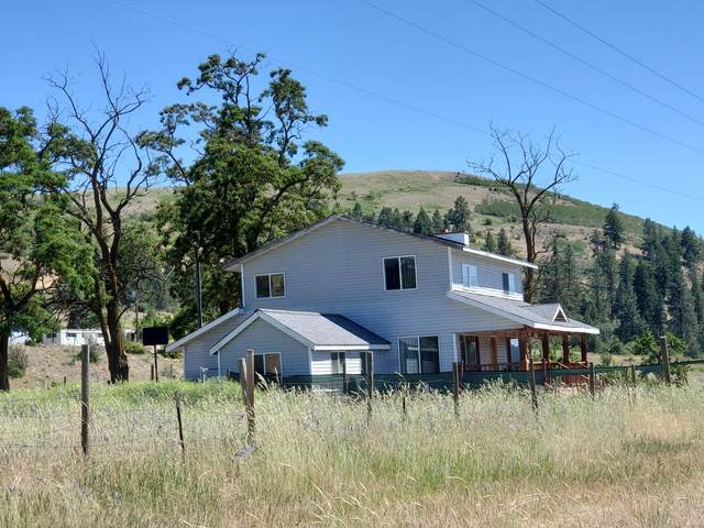 4481 Hwy 25 S, HUNTERS, WA 99137 (#39944) :: The Spokane Home Guy Group