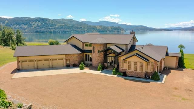 1752 Northport Flat Creek Rd, KETTLE FALLS, WA 99141 (#38484) :: The Spokane Home Guy Group