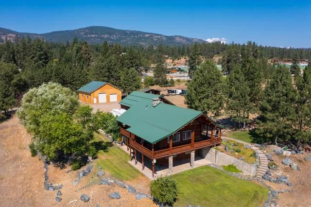 16 Overlake Dr, KETTLE FALLS, WA 99141 (#40047) :: The Spokane Home Guy Group