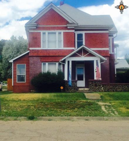 544 S 4th, Raton, NM 87740 (MLS #20163301) :: Rafter Cross Realty