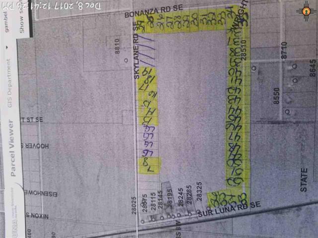 000 SE Hacienda Sur Luna, Deming, NM 88030 (MLS #20175973) :: Rafter Cross Realty
