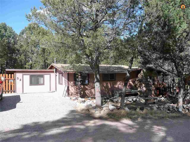 32 Tarpon Rd, Bluewater Lake, NM 87323 (MLS #20181268) :: Rafter Cross Realty