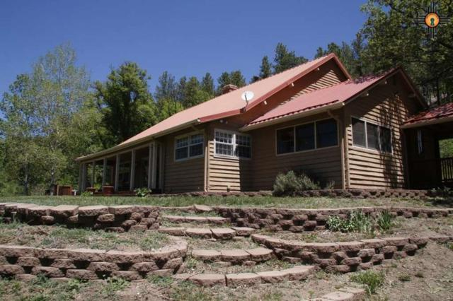 HC 68 Box 18 284 County Road A3a, Sapello, NM 87745 (MLS #20181476) :: Rafter Cross Realty