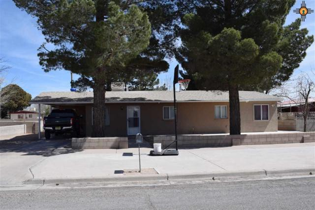 1615 S Copper, Deming, NM 88030 (MLS #20181488) :: Rafter Cross Realty