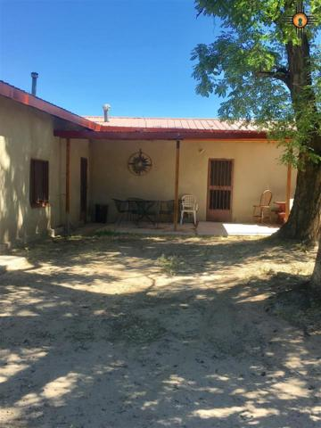 325A County Rd 40, ALCALDE, NM 87511 (MLS #20183222) :: Rafter Cross Realty