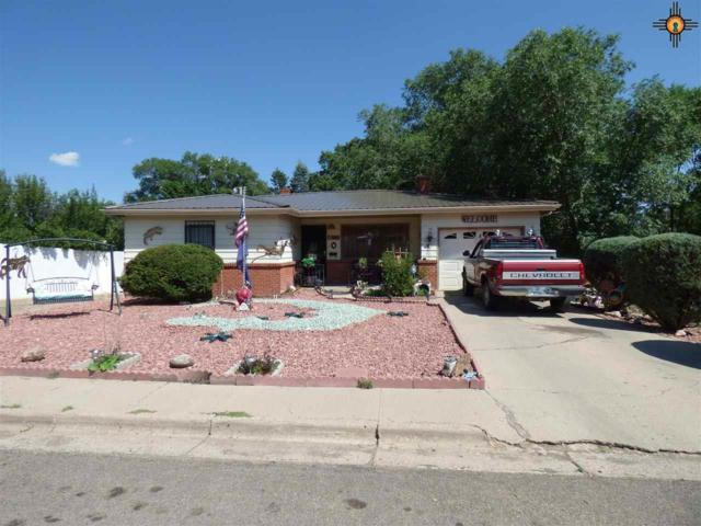 1213 S 6th, Raton, NM 87740 (MLS #20183282) :: Rafter Cross Realty