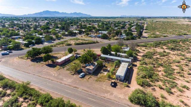 1500 W Ash, Deming, NM 88030 (MLS #20184382) :: Rafter Cross Realty