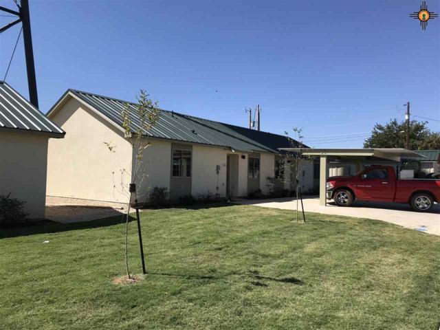 1533, 1537 Yale Lane, Eunice, NM 88231 (MLS #20184569) :: Rafter Cross Realty