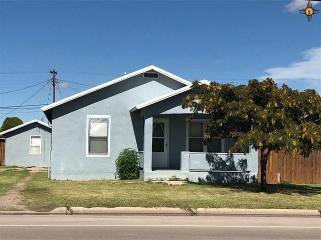 913 E 3rd St., Portales, NM 88130 (MLS #20184700) :: Rafter Cross Realty