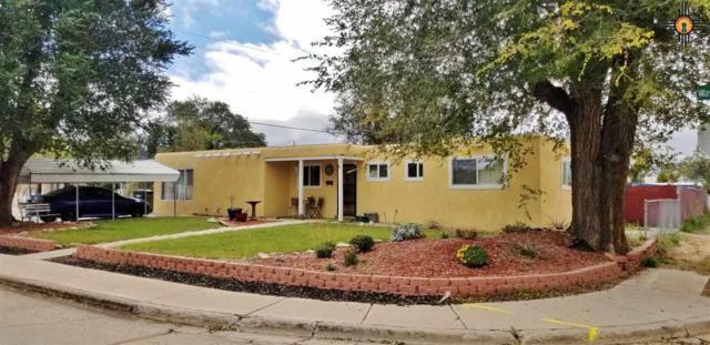 601 Washington, Grants, NM 87020 (MLS #20184919) :: Rafter Cross Realty