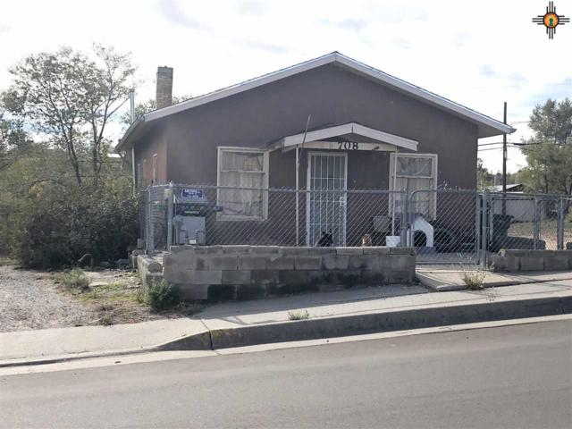708 E Aztec, Gallup, NM 87301 (MLS #20184922) :: Rafter Cross Realty