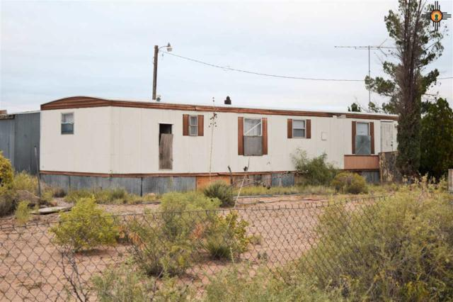 2195 Chato Rd Nw, Deming, NM 88030 (MLS #20184988) :: Rafter Cross Realty