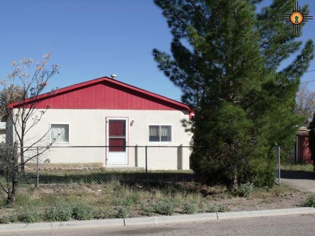 640 E 6th, Truth Or Consequences, NM 87901 (MLS #20185098) :: Rafter Cross Realty