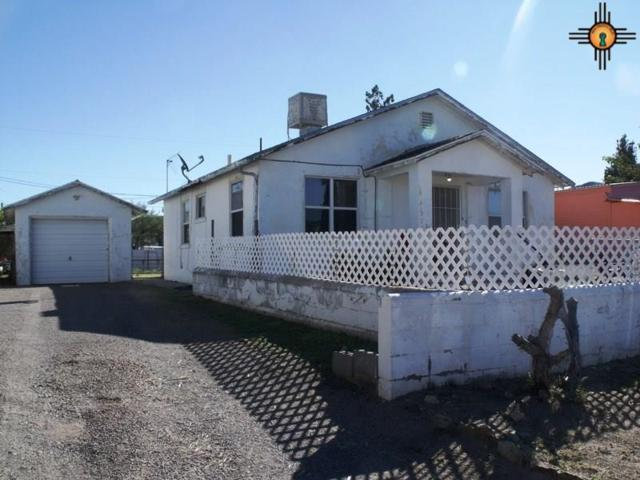 605 Silver, Truth Or Consequences, NM 87901 (MLS #20185140) :: Rafter Cross Realty