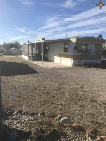812 N Silver, Truth Or Consequences, NM 87901 (MLS #20185176) :: Rafter Cross Realty