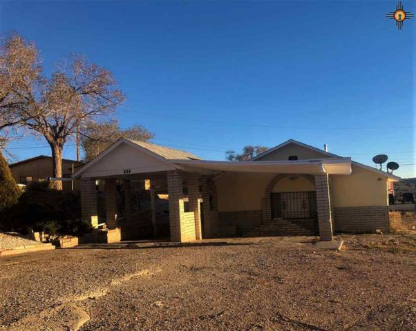 107 W Jefferson, Gallup, NM 87301 (MLS #20185256) :: Rafter Cross Realty