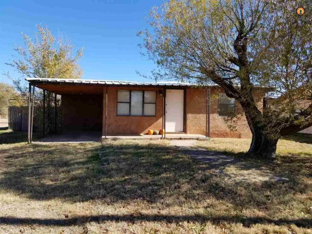1324 N Ave B, Portales, NM 88130 (MLS #20185300) :: Rafter Cross Realty