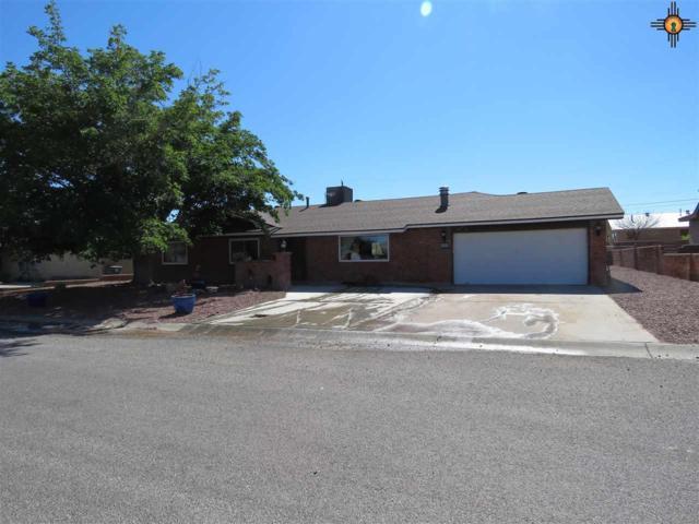 908 Yucca, Truth Or Consequences, NM 87901 (MLS #20185370) :: Rafter Cross Realty