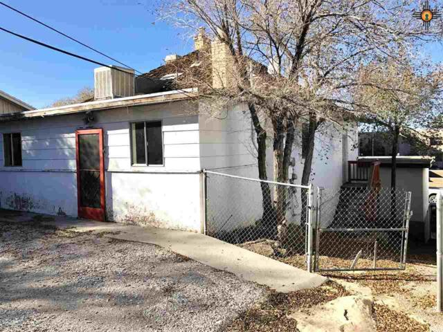 213 1/2 W Mesa St., Gallup, NM 87301 (MLS #20185401) :: Rafter Cross Realty
