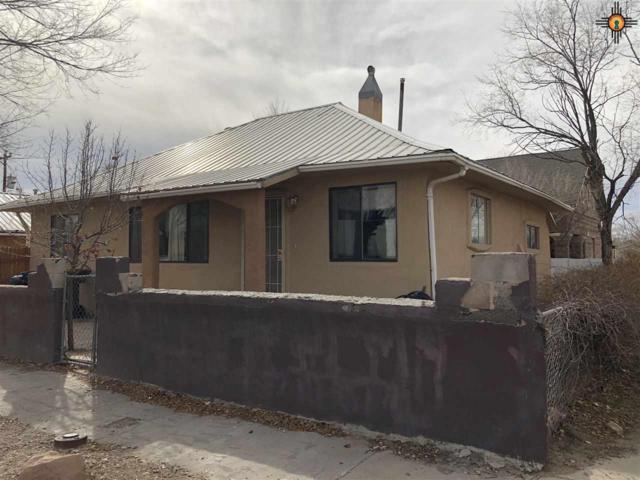 511 N Fourth St., Gallup, NM 87301 (MLS #20185485) :: Rafter Cross Realty