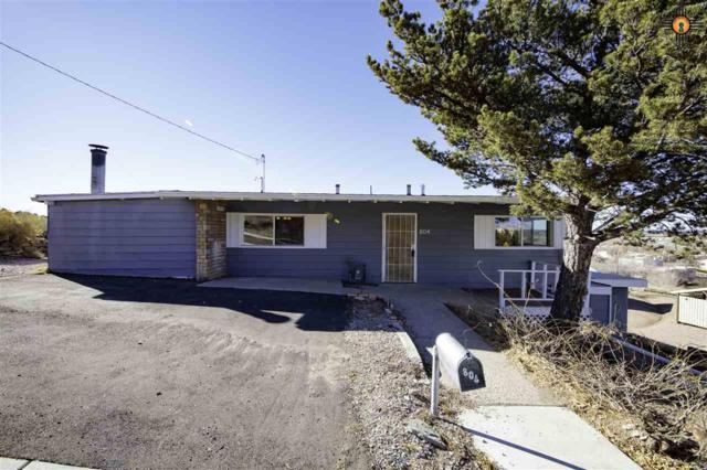 804 S Country Club Dr., Gallup, NM 87301 (MLS #20185620) :: Rafter Cross Realty