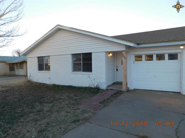 604 Sunland, Clovis, NM 88101 (MLS #20185648) :: Rafter Cross Realty