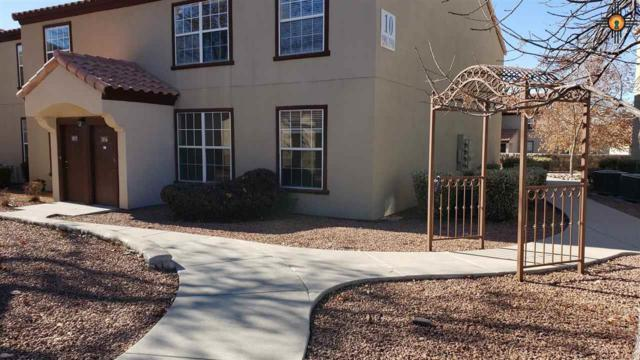3901 Sonoma Springs Drive #1016, Las Cruces, NM 88011 (MLS #20185747) :: Rafter Cross Realty