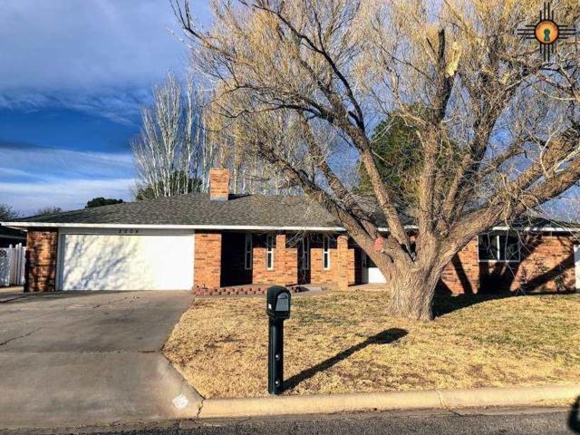 2004 Stone Place, Clovis, NM 88101 (MLS #20190053) :: Rafter Cross Realty