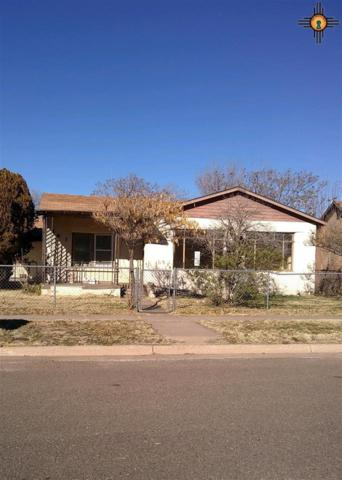 501 E Turner Ave, Tucumcari, NM 88401 (MLS #20190083) :: Rafter Cross Realty