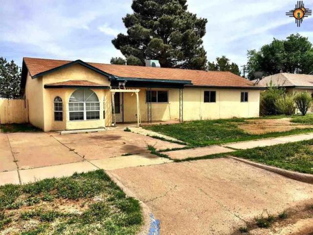 1708 S 6th St, Tucumcari, NM 88401 (MLS #20190104) :: Rafter Cross Realty