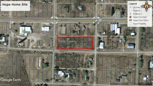 700 Wood Street, Hope, NM 88250 (MLS #20190132) :: Rafter Cross Realty