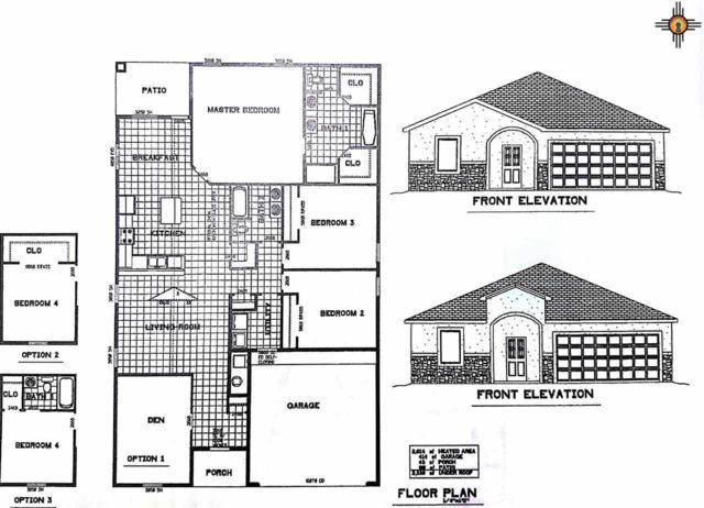 405 Ash Street, Carlsbad, NM 88220 (MLS #20190159) :: Rafter Cross Realty