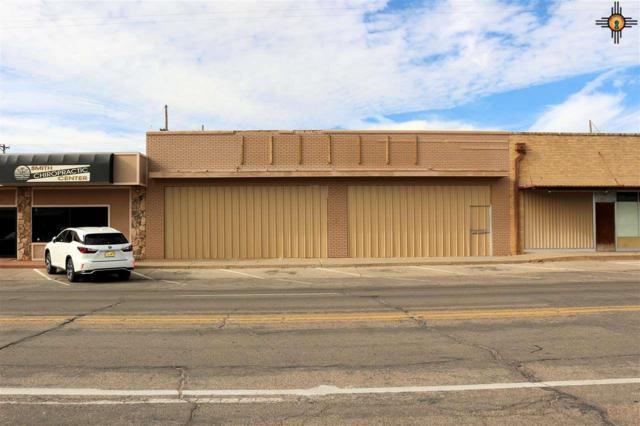 1314 N Main Street, Clovis, NM 88101 (MLS #20190252) :: Rafter Cross Realty