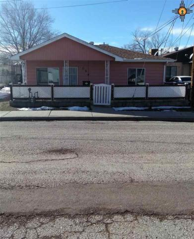 508 S Seventh Street, Gallup, NM 87301 (MLS #20190274) :: Rafter Cross Realty
